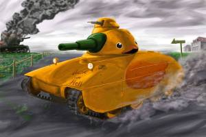 WoT_AMX_40_Duck
